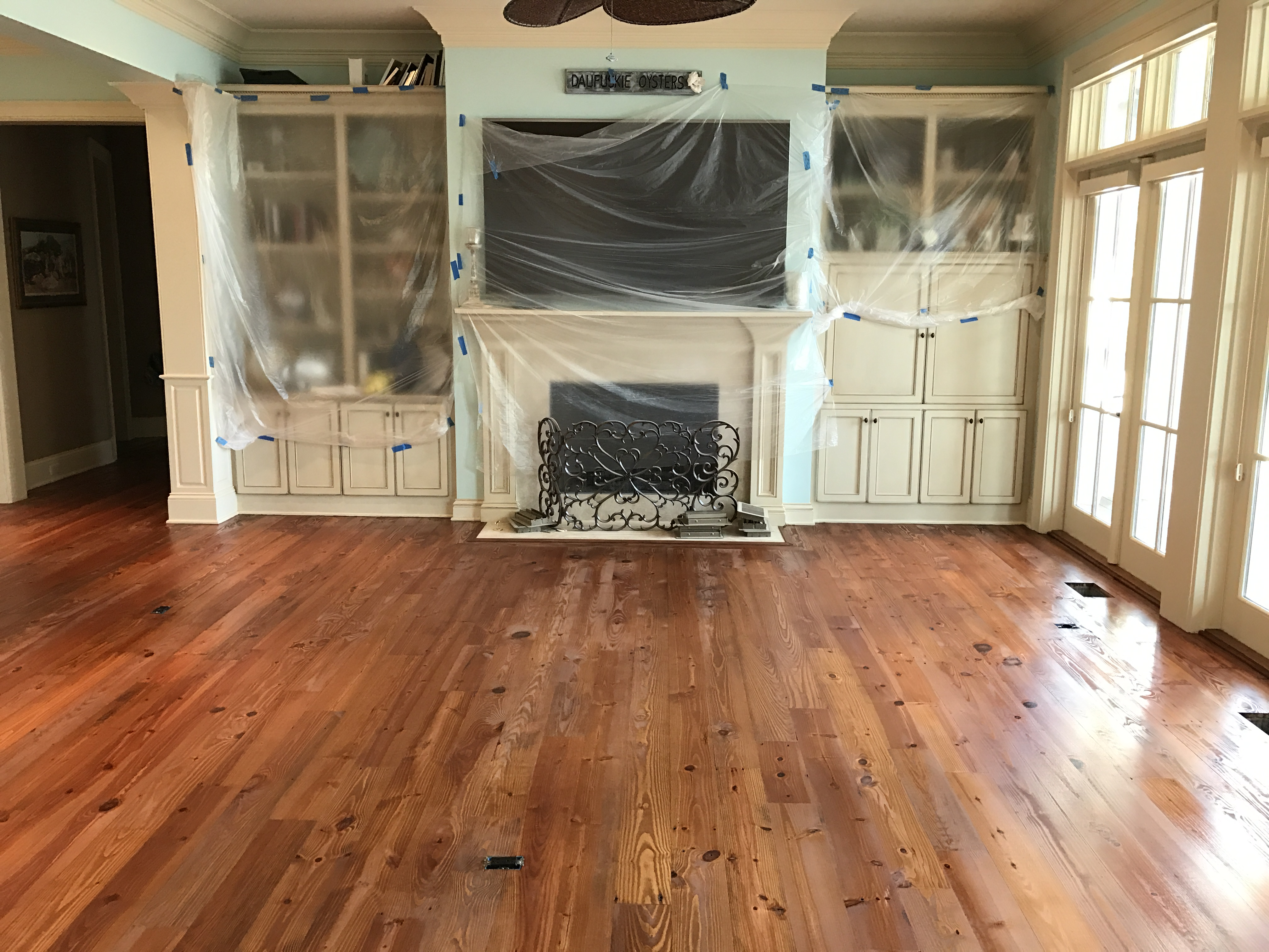 Sand And Finish Hardwood Flooring Gallery Mayriver