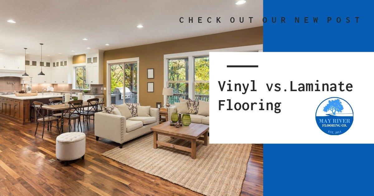 Vinyl Vs Laminate Flooring What You