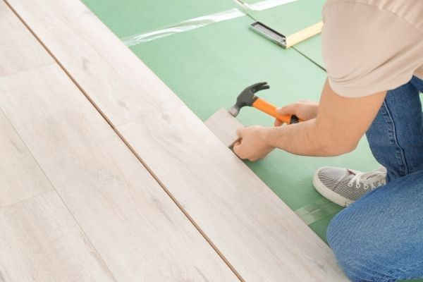 There are many misconceptions about what is laminate flooring