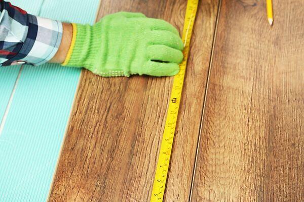 The Best wood look flooring